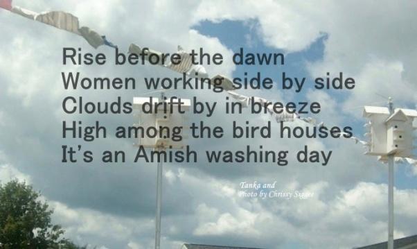 Amish Wash Day